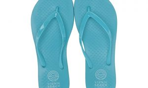 Vionic Beach NOOSA TOE POST SANDAL Ocean