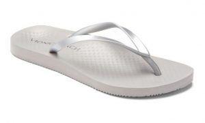 Vionic Beach NOOSA TOE POST SANDAL Pewter