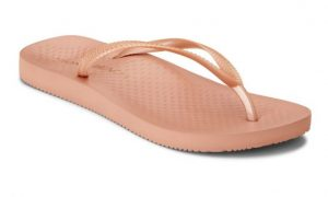 Vionic Beach NOOSA TOE POST SANDAL Rose gold