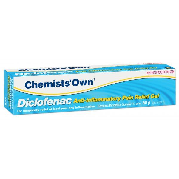 Chemists Own Diclofenac cream 50g