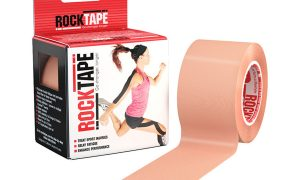 Rocktape 5cmX5m Tan