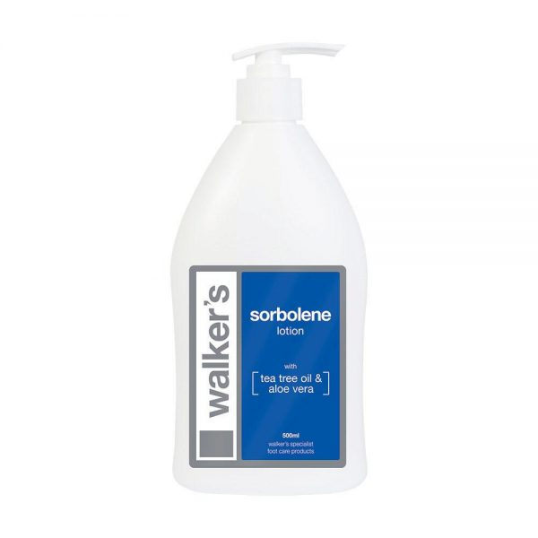 Walkers Sorbolene 500ml